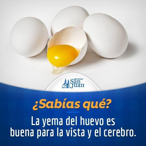 #HuevoSanJuan #SabíasQue