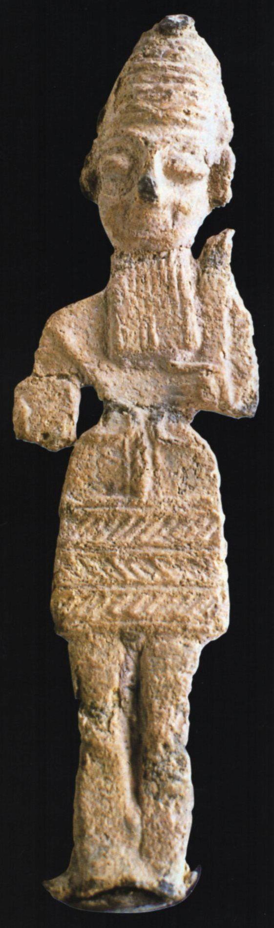 Hettite, metal figures, Kültepe Kaniş (Tahsin Özgüç) (Erdinç Bakla archive)