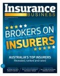Insurance Business Online Magazine Cover!
