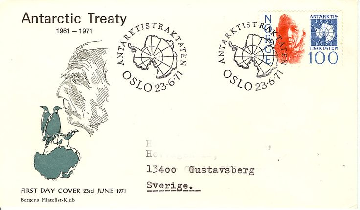 Norway FDC