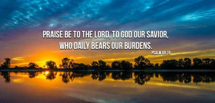 Psalm 68:19