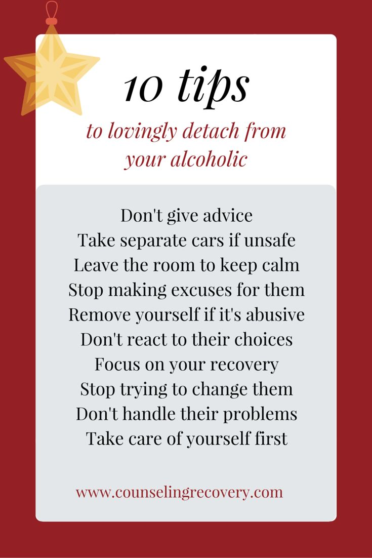 Learn the tips to detach when there is addiction and let go of what the addict does. There is relief and detaching helps! Click the image to learn how!