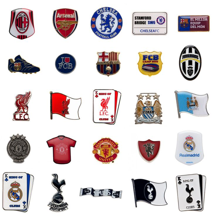 #Football soccer club team fc pin #badge button #enamel metal official licensed n,  View more on the LINK: http://www.zeppy.io/product/gb/2/171780070219/
