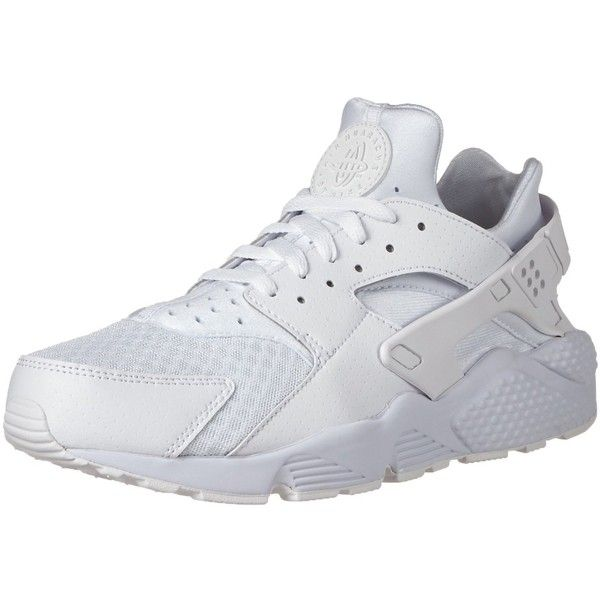 Nike Men's Air Huarache Exclusive Flint Spin Fabric Trainer Shoes (93 NZD) ❤ liked on Polyvore featuring men's fashion, men's shoes, men's sneakers, mens wide fit shoes, mens sneakers, mens wide shoes, mens shoes and nike mens shoes