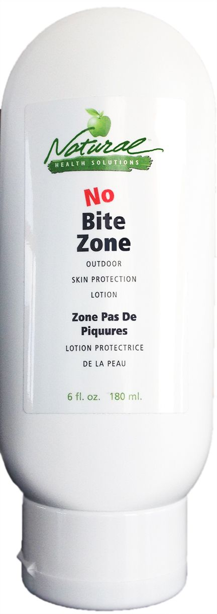 No Bite Zone feels silky to the touch and absorbs quickly. It will help keep the skin hydrated during the hot summer months while helping to protect against insects during outdoor activities. No Bite Zone offers a host of benefits to help protect skin all summer long.