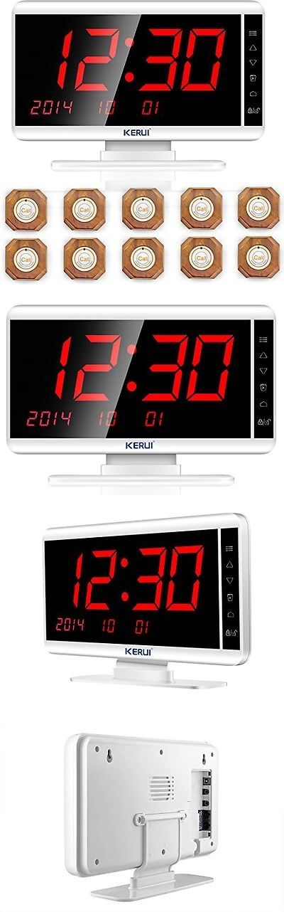 Pagers: Kerui Wireless Calling System,For Coffee Shop. Wireless Service Paging System. BUY IT NOW ONLY: $130.99