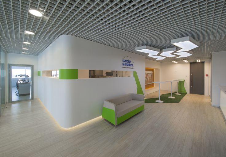 Офис Ivoclar Vivadent по проекту Finoarte. Подробнее на http://finoarte.livejournal.com/4968.html