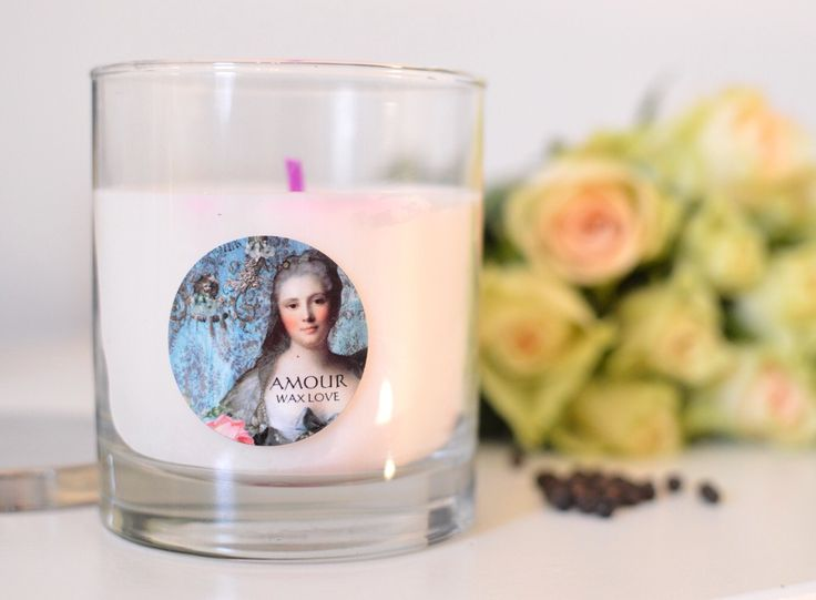 Wax Love Aromatherapy Candles*