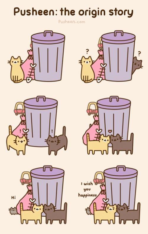 #Pusheen #Cat