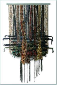 OBRA 2009- esculturas textiles - Buscar con Google