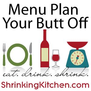 Great site, already planned menus, plus they give you a complete shopping list on top of it!  Score!: Healthy Meals, Shrink Kitchens, Shops Lists, Healthy Menu, Menu Plans, Healthy Recipes, Grocery Lists, Week Menu, Meals Plans
