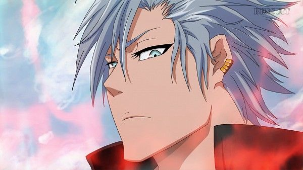 Grimmjow Jagearjaques
