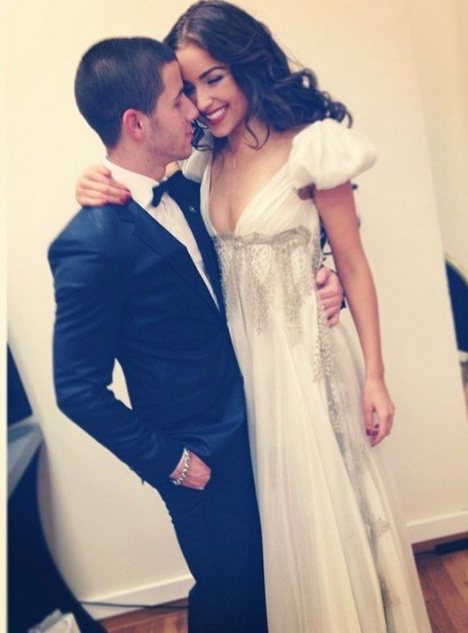 Report, Nick Jonas To Propose To Olivia Culpo On Valentine's Day 'Jonas Family Adores Her And Thinks They Are Perfect For Each Other' - http://oceanup.com/2015/01/21/report-nick-jonas-to-propose-to-olivia-culpo-on-valentines-day-jonas-family-adores-her-and-thinks-they-are-perfect-for-each-other/