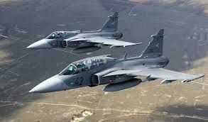 Saab JAS 39 Gripen da Força Aérea da Hungria