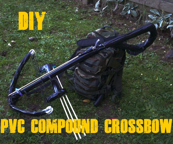 For this survival ready contest, I will make a compound crossbow in PVC pipe. Why a crossbow? Because when I think to survival equipment present since the beginning of the series The Walking Dead, I see the Daryl's crossbow. And I find it really cool. Silent and precise it is also a good melee weapon if necessary.To make this crossbow, I will use common materials that can be found everywhere, and does not require any electric tools, except to save time, in order to stay in the survival…