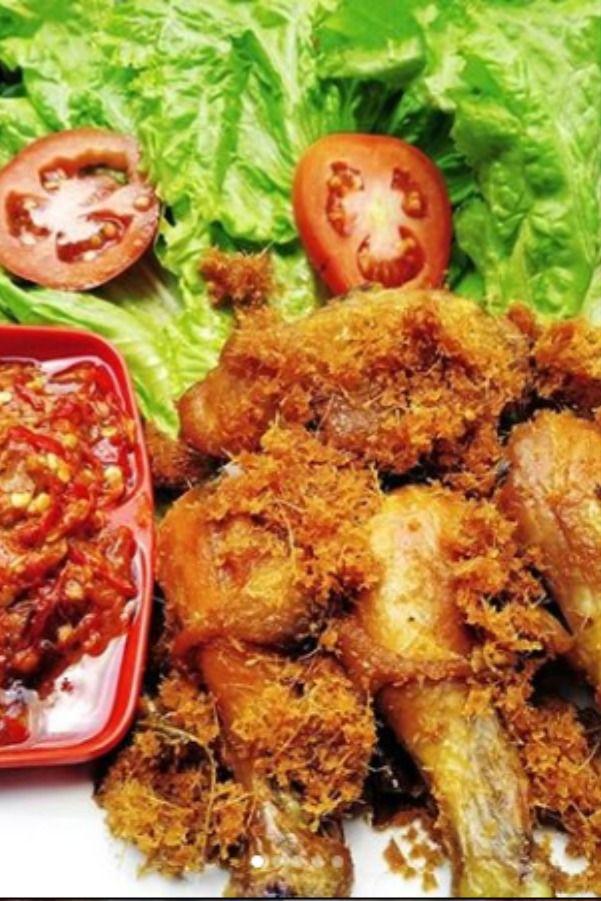 Ayam Goreng Lengkuas Sederhana Resep Ayam Resep Ayam Goreng