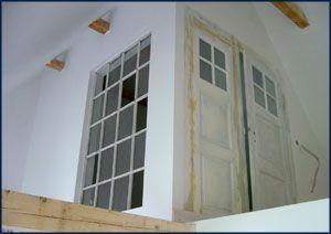 Få inspiration til arbejdet med byggematerialer fra Genbyg.