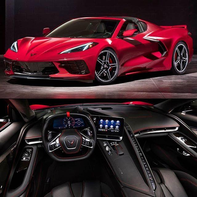 Chevrolet Corvette C8 Stingray 2020 Gm Cumpre A Promessa De Longo