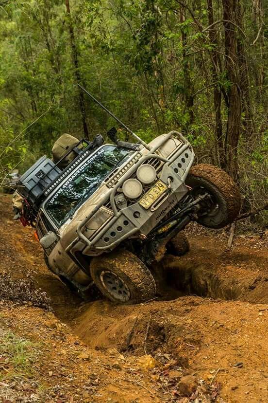 Muddy #NissanPATROL #Australia