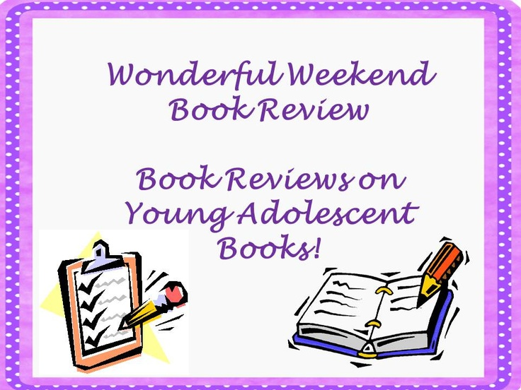 The Friday Night book review is in! Check out what you should be reading this weekend!