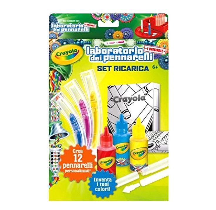 Crayola Marker Maker Kids Crafts Supplies Refill Crayons Craft Kits Colorful New #Crayola