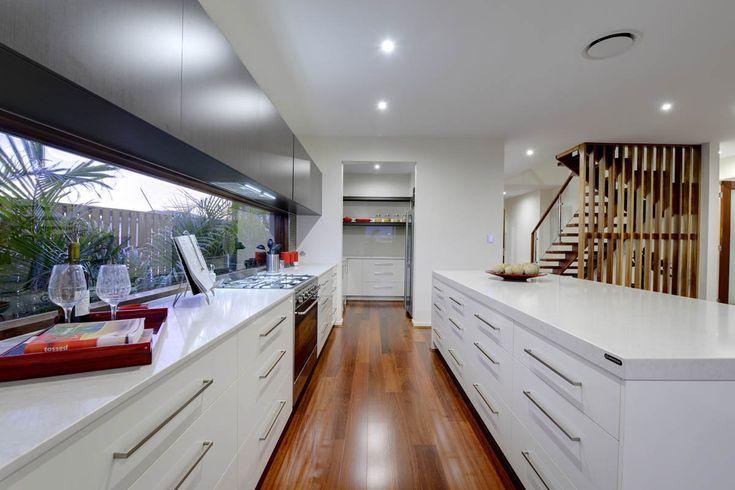 Palladio Homes 5000 London Grey #caesarstone #kitchen #design #inspiration #benchtop #renovation #ideas