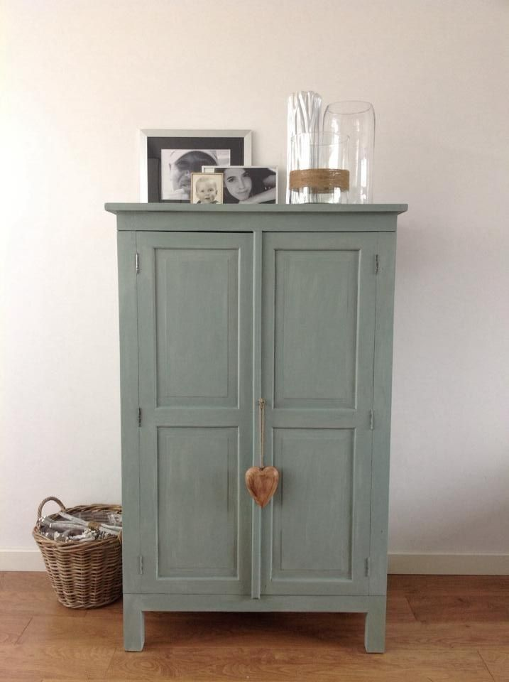 Chalk Paint ™ van Annie Sloan Duck Egg Blue | Shabby Treats