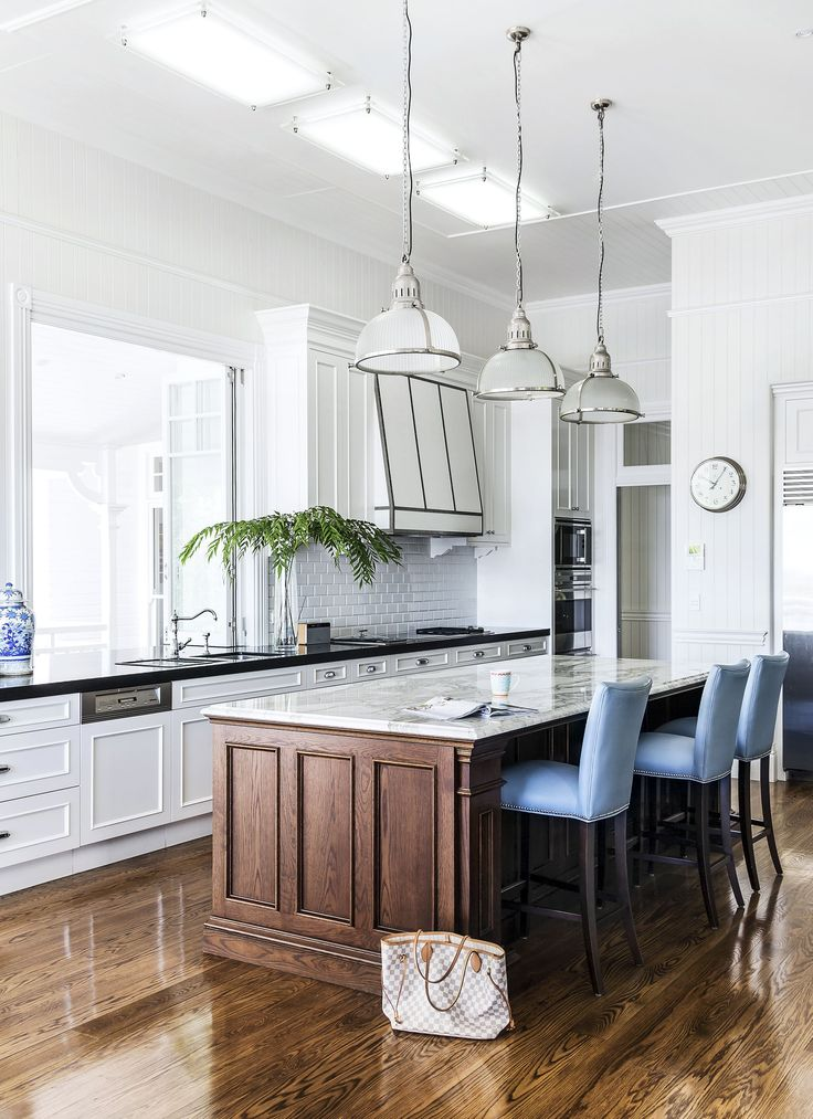 91 best kitchens images on pinterest house gardens for Kitchen ideas for queenslanders