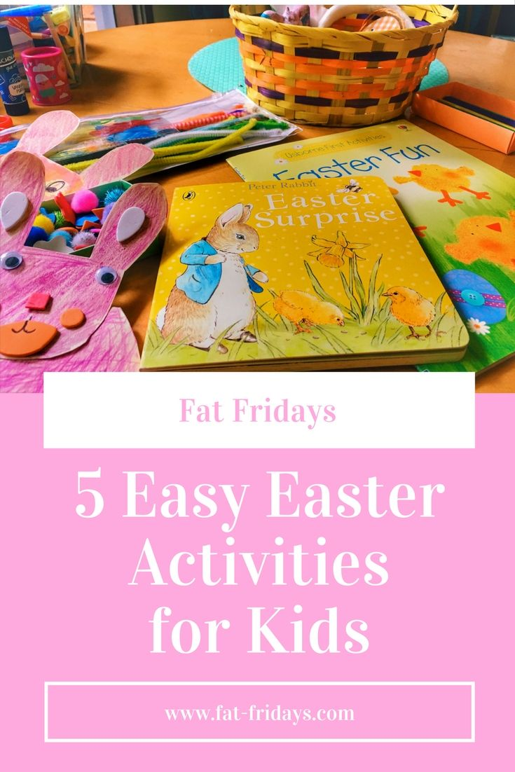 Need some inspo for Easter activities to keep the kiddies entertained over the Easter holidays? Click thru to find 5 easy Easter activities for kids that won't break the bank. #toddleractivities #easteractivitiesforkids #craftactivity #kidsactivities ##thingstodowithkids