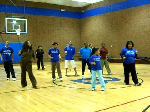 "Step / Line Dance - ""Wobble""  by V. I. C.  Brentnell Line Dance"