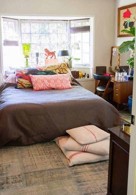 Hálószobai ötletek: ágy az ablak előtt - Inspirációk Csorba Anitától