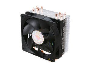 "COOLER MASTER Hyper 212 Plus RR-B10-212P-G1 ""Heatpipe Direct Contact"" Long Life Sleeve 120mm CPU Cooler Compatible Intel Core i5 & Intel Core i7"