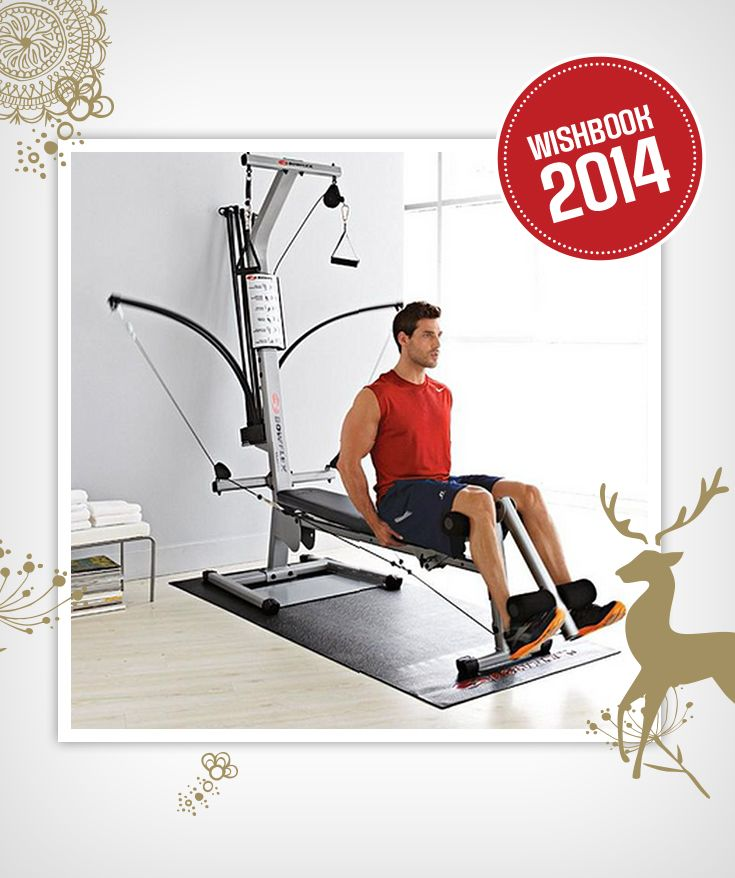 Bring the gym to your home with the Bowflex Classic – it is great to mix and match muscle strengthening exercises!