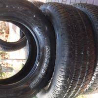 4xMichelin LTX AT tyres 265/65/17,close to 80%