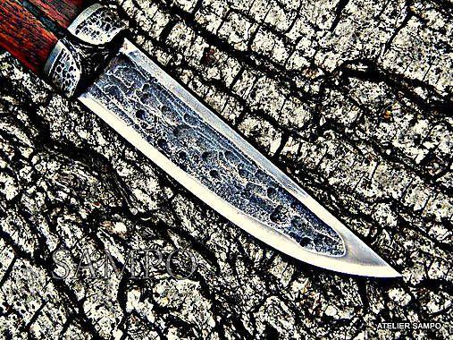 MilanKalmar / YAKUT KNIFE Yunaak Sampo 2