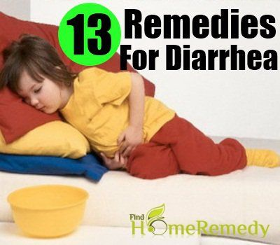 how to stop diarrhea without medicine