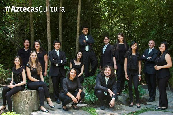 Coro UDLAP #AztecasCultura #Arte #OrgulloUDLAP