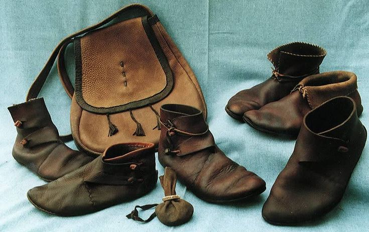 viking shoes and bag [image only]