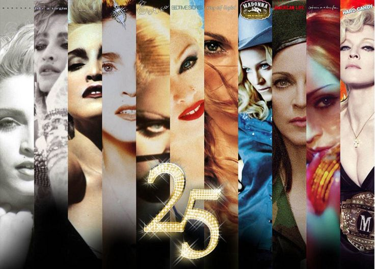 Frozen Beauty, A tribute to Madonna 2012