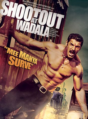 Shootout at Wadala gets an A certificate!