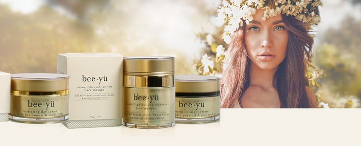 NATURAL ANTI-AGEING SKIN CARE PRODUCTS WITH AWARD-WINNING PROPERTIES