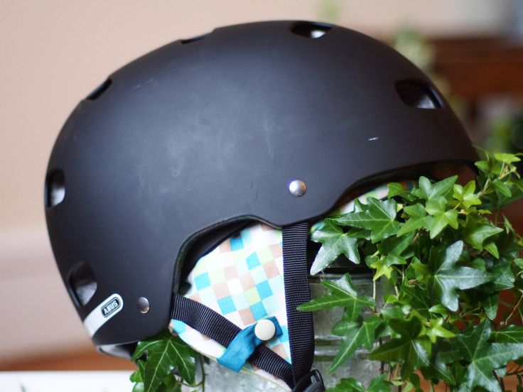 Tuto : le bonnet pour casque de vélo – Chez Zoé