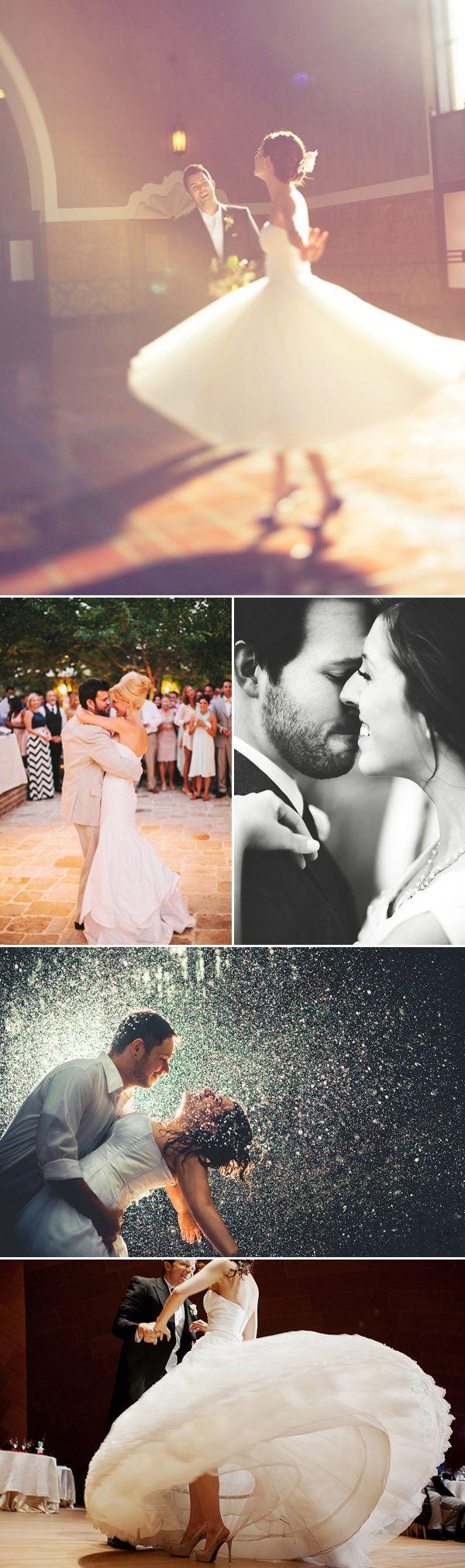 Romantic First Dance Scenes & Songs
