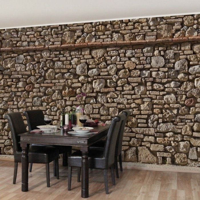 The attractive wall design: 3D wallpapers – Decoration Solutions