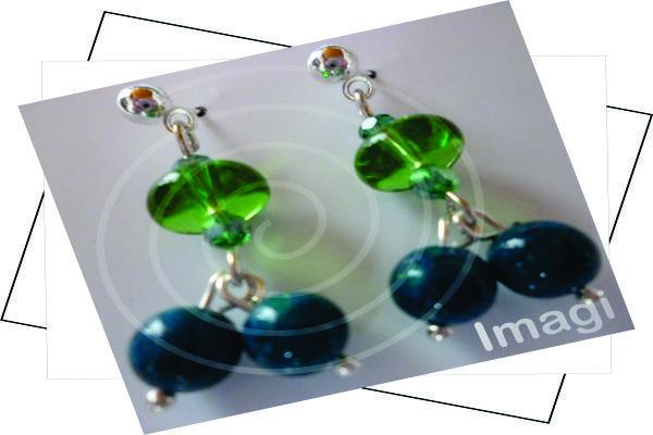TPM 0000022 Fantasía elaborados en cerámica, cristal de murano
