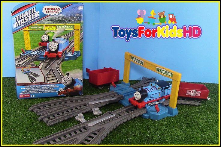 Juguetes de Thomas y sus Amigos - Pistas de Thomas TrackMaster Pack Camb...