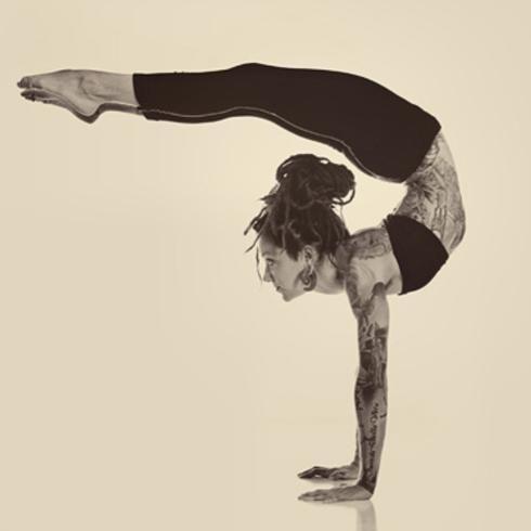 #yoga #handstand #backbend