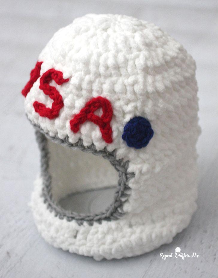 astronaut hat knit - photo #10
