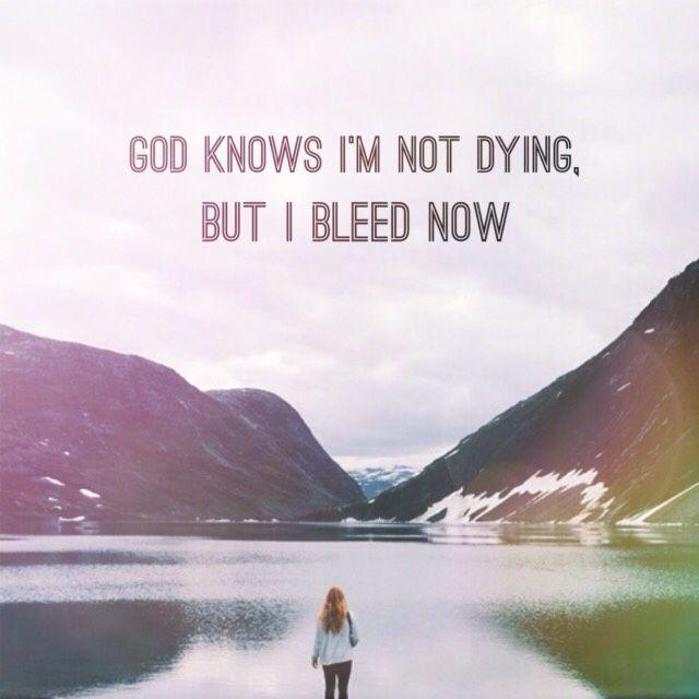 My Blood- Ellie Goulding