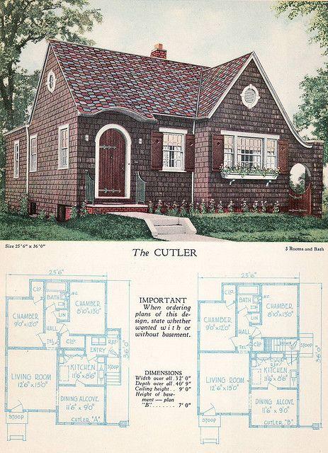 242 best 1890 1960 Tudor Revival images on Pinterest Vintage house